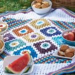 Free Granny Square Pattern Variation