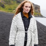 Free Crochet Pattern for a Carina Cardigan