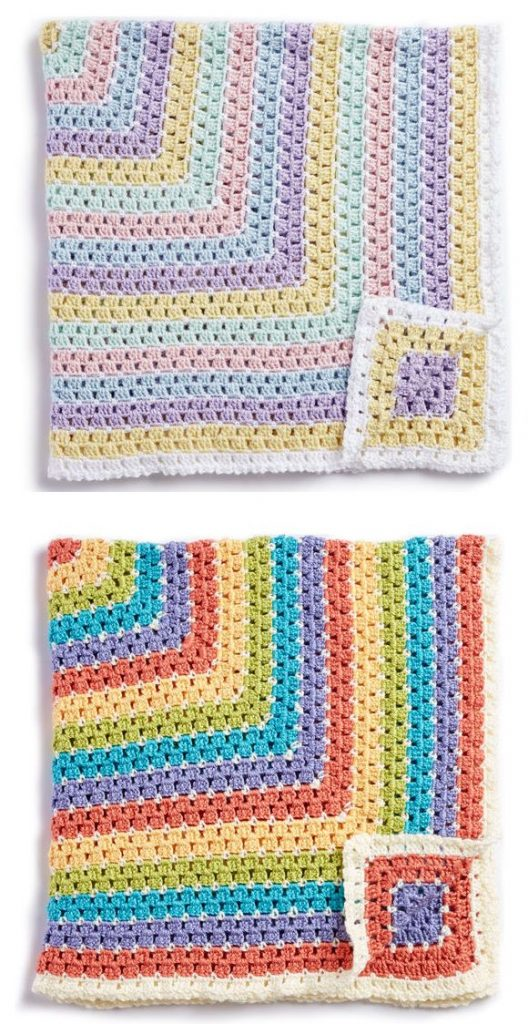Crochet Baby Blankets for Beginners