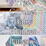 https://www.crochetkingdom.com/crochet-baby-blanket-patterns/