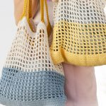 Free Crochet Pattern for a Beach Bag