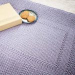 Free Pattern for a Storybook Inspired Easy Crochet Baby Blanket
