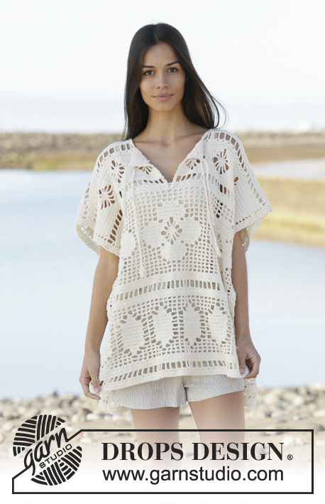 Free Crochet Beach Cover Up Patterns Archives Crochet Kingdom 5