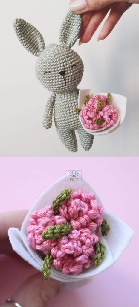 Crochet Amigurumi Bunny Pattern - Sugar Bee Crafts | 1024x465