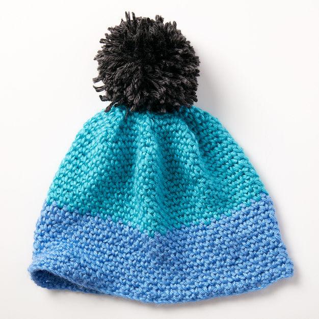 Free Easy hat pattern to crochet for kids