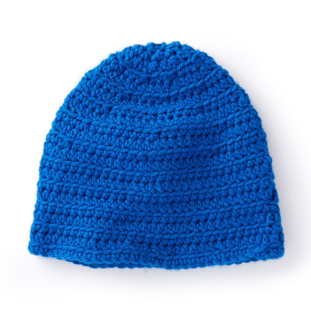 Free Easy hat pattern to crochet for the whole family