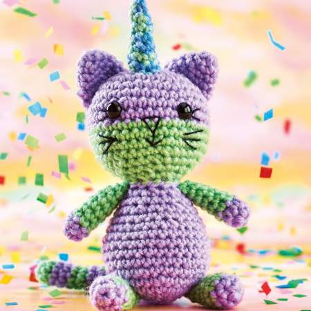 Free Crochet Pattern for a Cat Amigurumi