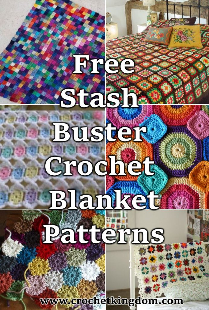 Crochet Kingdom ⋆ Biggest online resource of free crochet patterns
