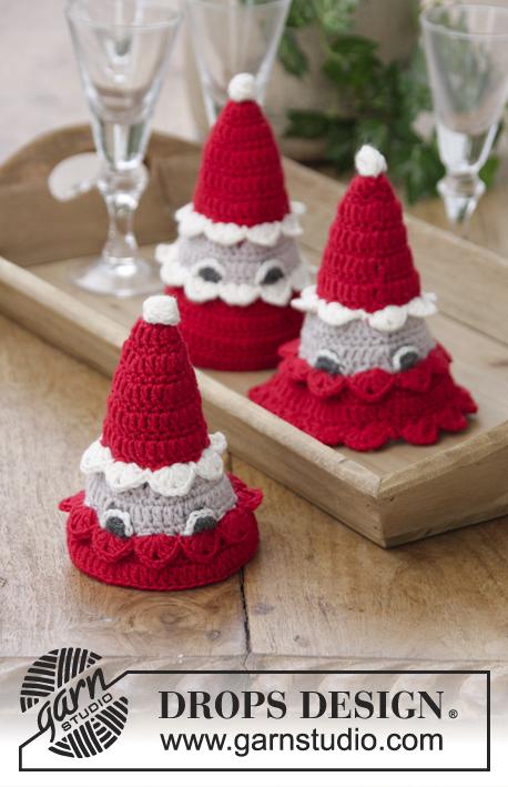 Free crochet Santa pattern