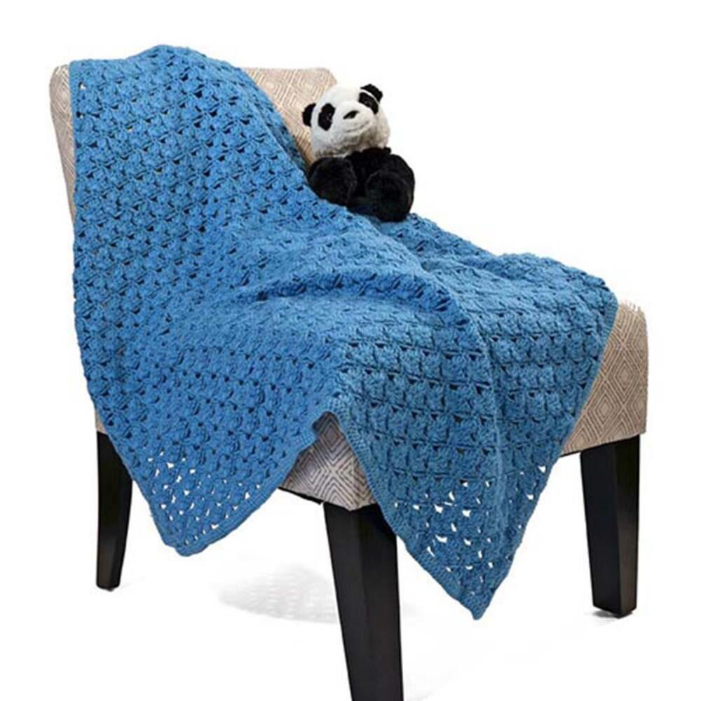 Baby blanket crochet blanket pattern