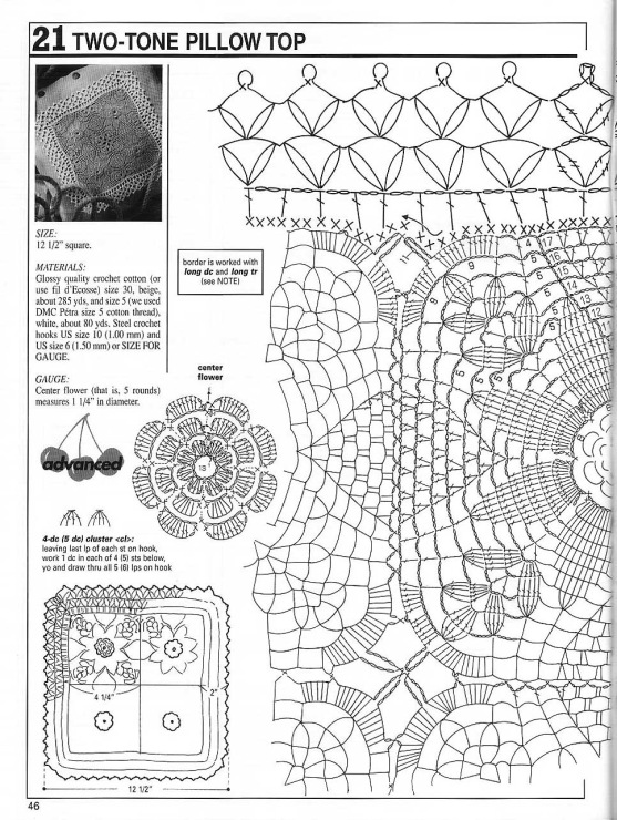 Crochet Inspiration 1