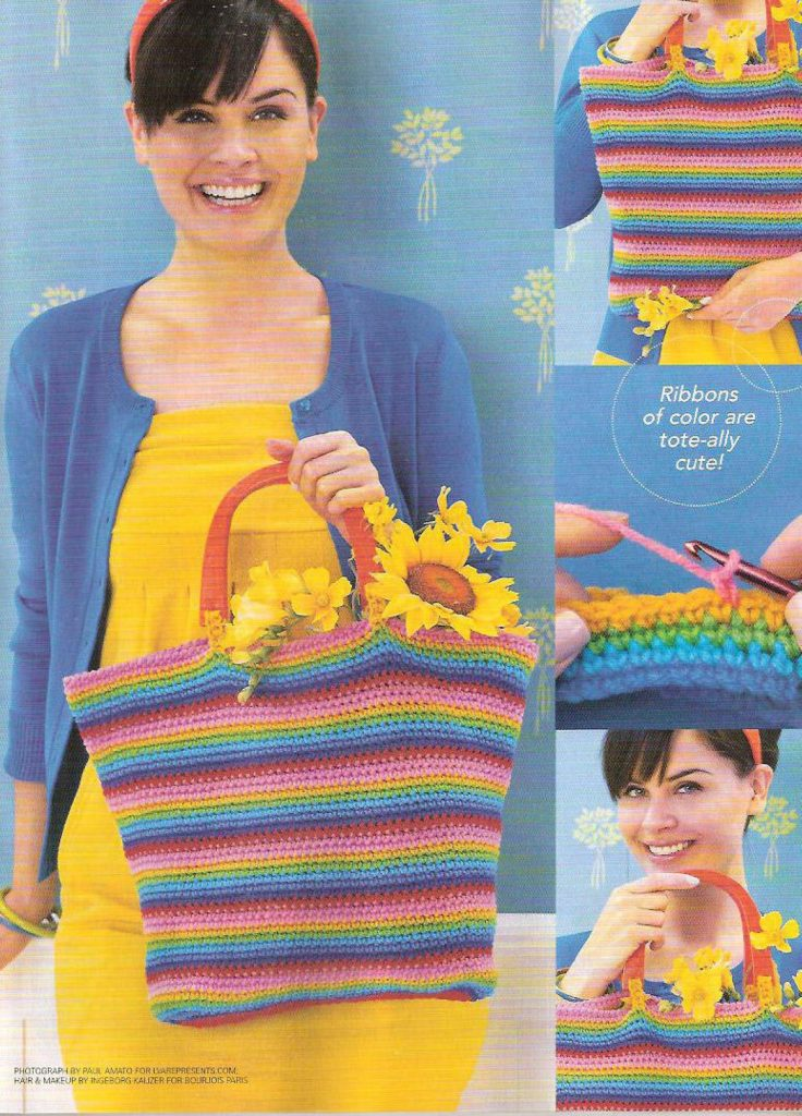 Bag Patterns Crochet