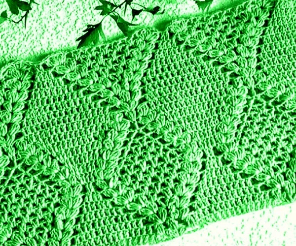 Diamond Crochet Stitch Pattern Diagrams