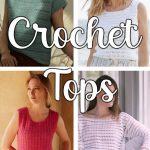 Free Crochet Patterns for Women's Tops