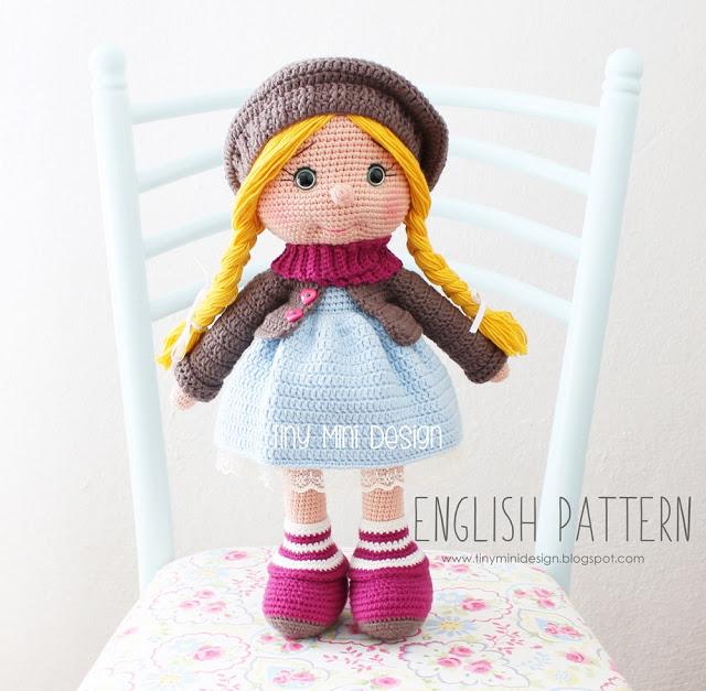 Tonton-Doll-English-Pattern free crochet