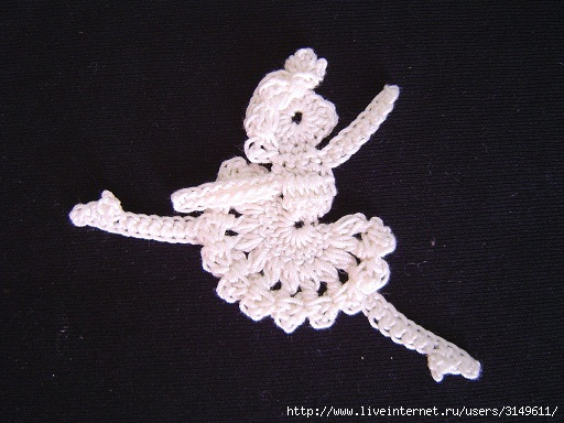 Free Crochet Patterns for Ballerinas and Pets
