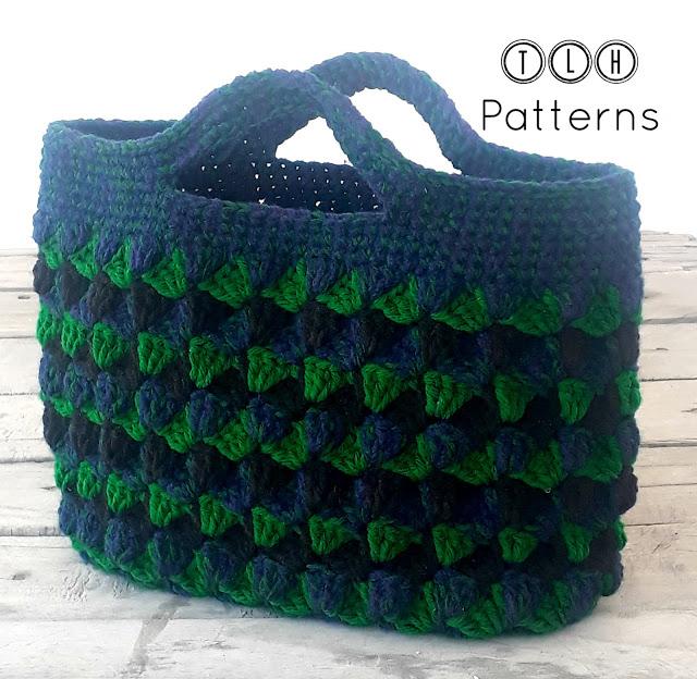 Free crochet bag pattern tote
