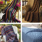 Free Textured Crochet Blanket Patterns
