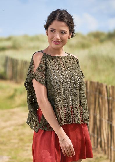 Crochet T-shirt Pattern