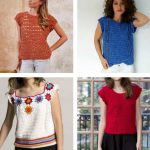 Crochet T-shirt Patterns free to download