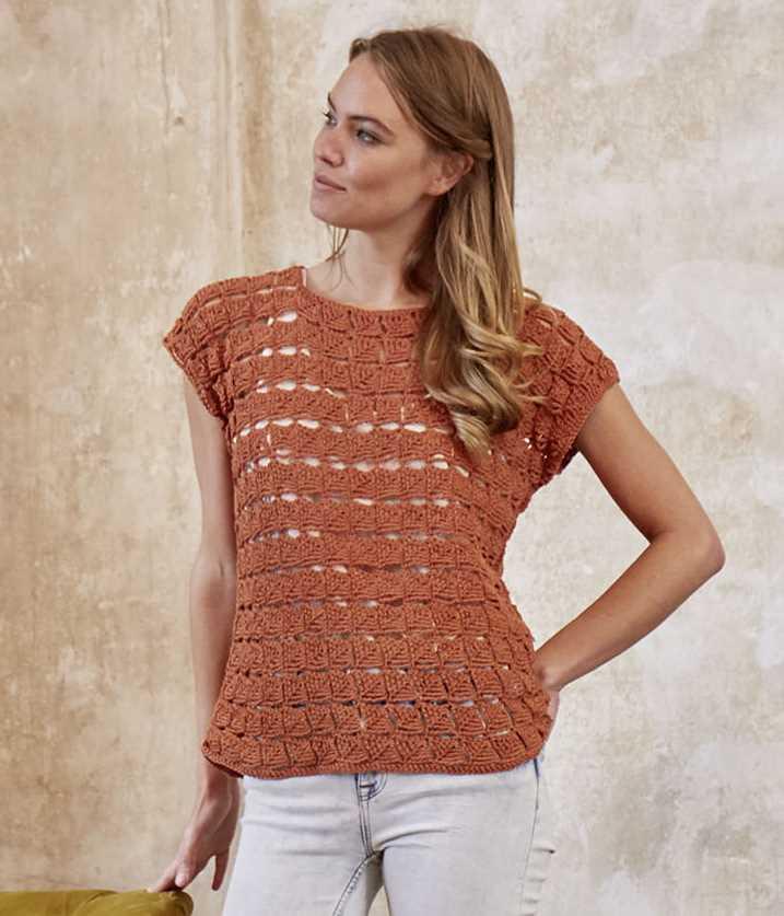 Free-Crochet-Pattern-for-a-Triple-Treble-Stitch-Shirt