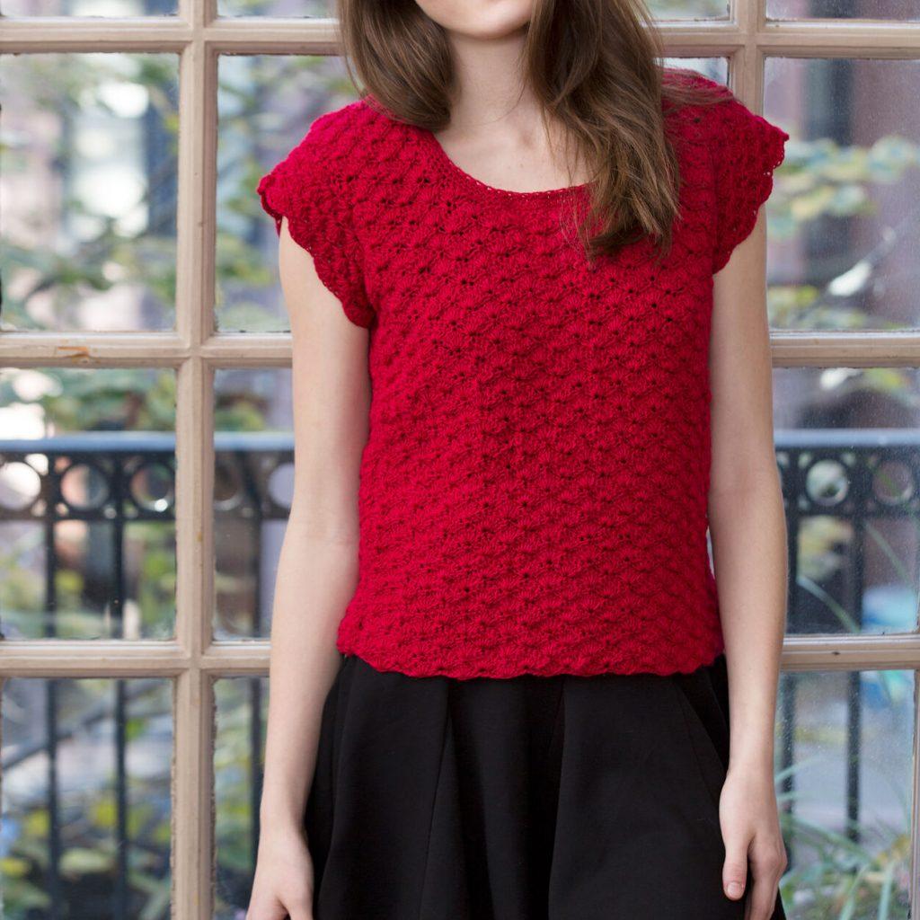 Free Crochet T-shirt Pattern