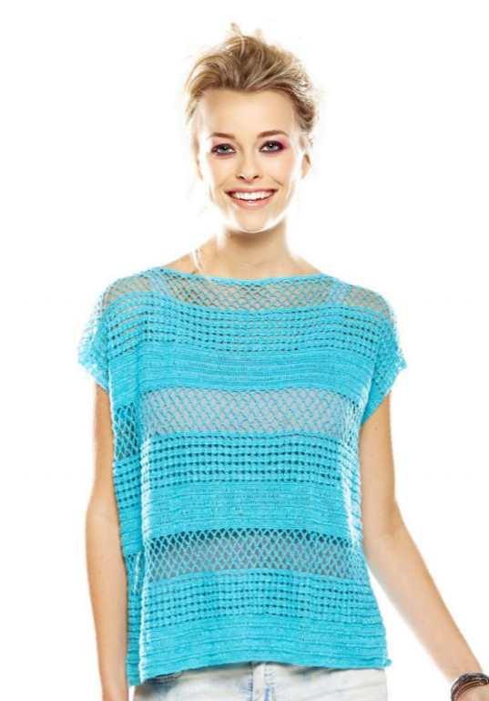 Free crochet tshirt pattern