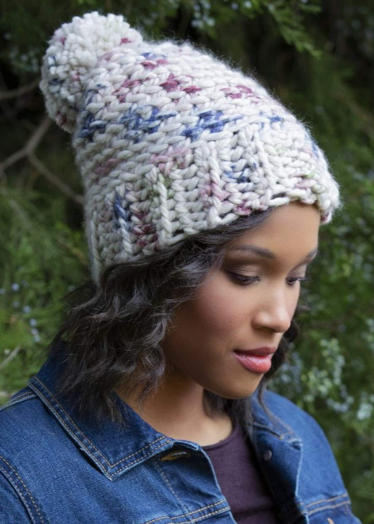 20 Free Crochet Hat Patterns with Chunky Yarn
