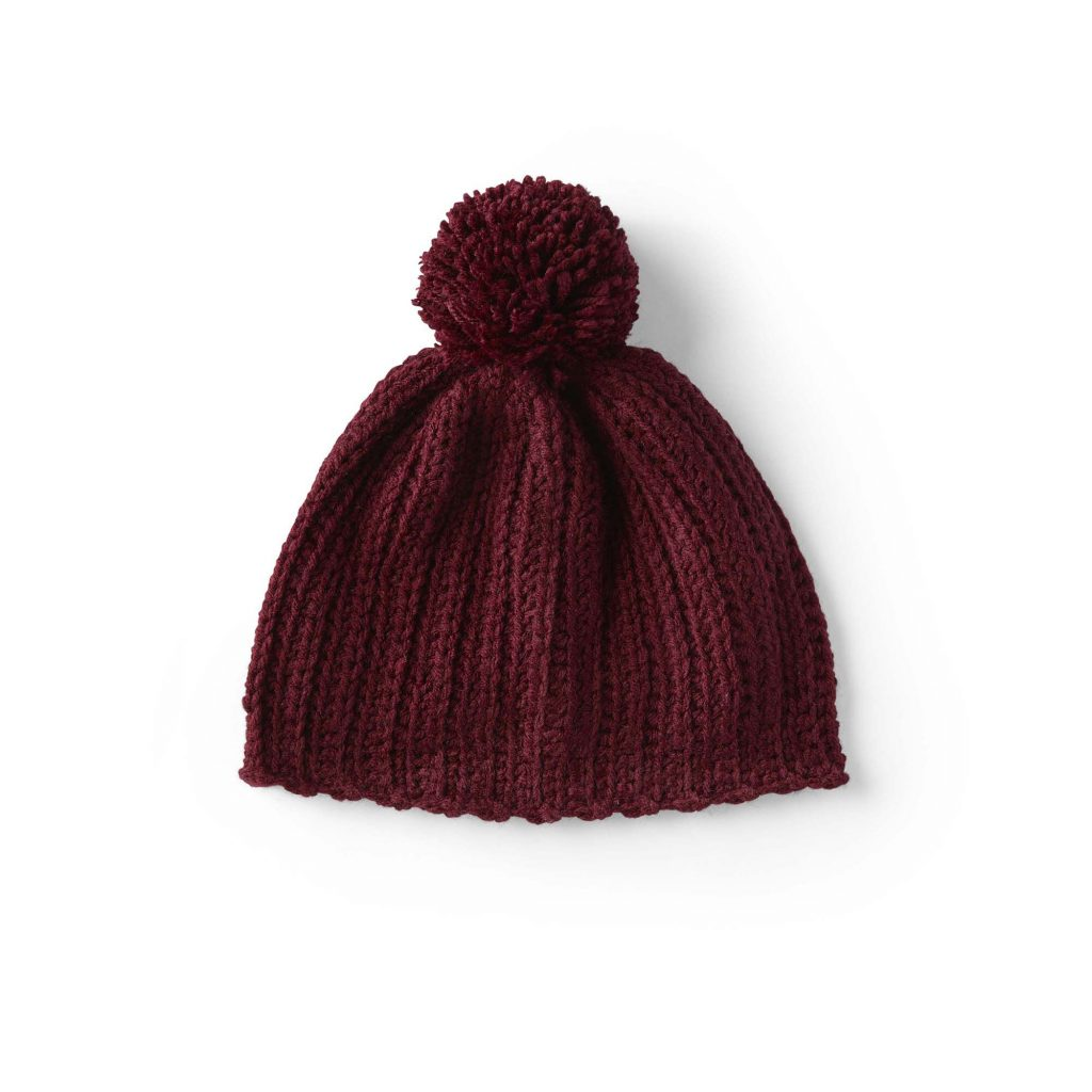 Easy crochet hat pattern for free