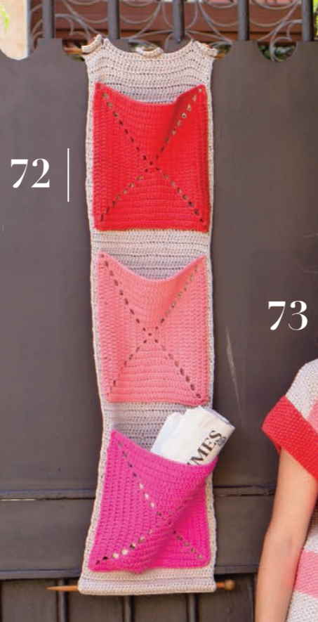 Free-Crochet-Pattern-for-a-Square-Hanging-Storage