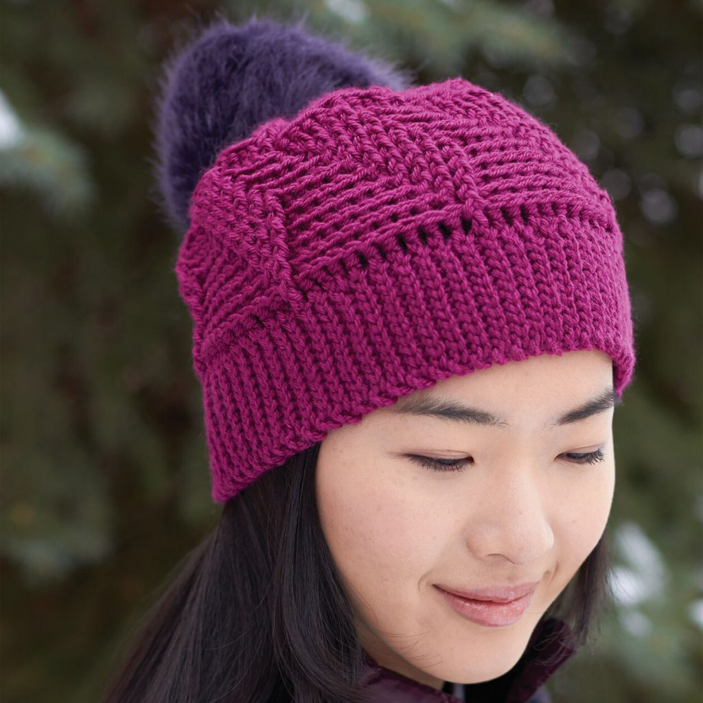 Patons free crochet hat pattern