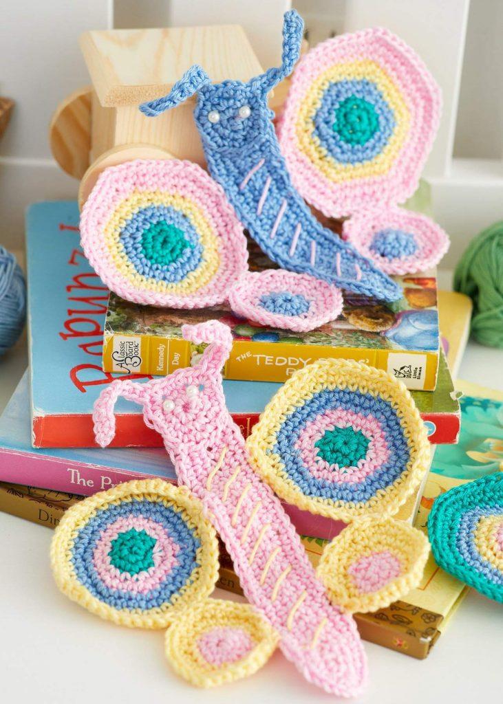 Free-Cute-Butterfly-Crochet-Pattern