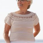 Free Crochet Pattern for the Sandy Shores Top