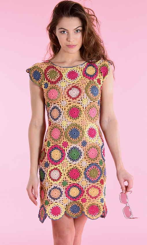 crochet dress pattern free download