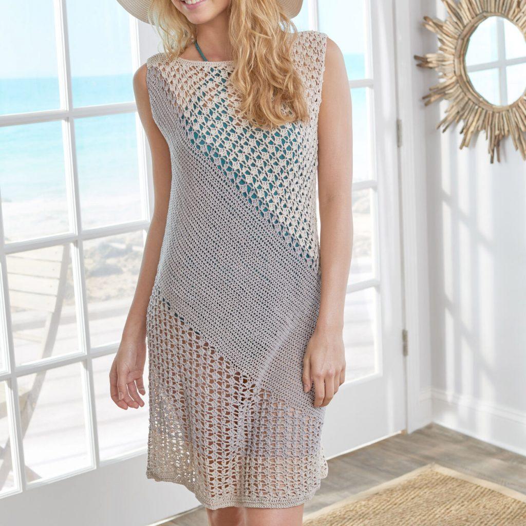 dress crochet pattern free download